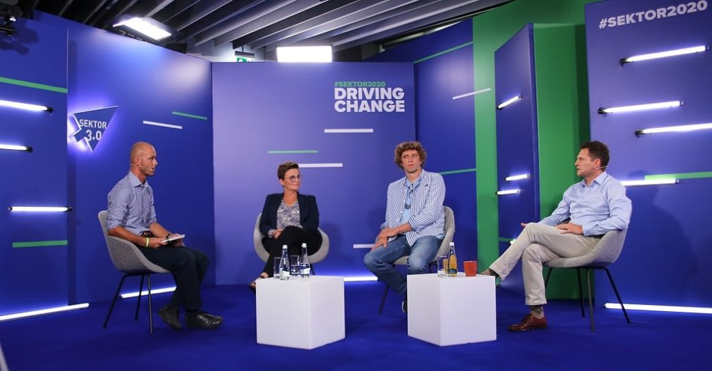 Driving Change Online Sector 3.0 Festival is over
