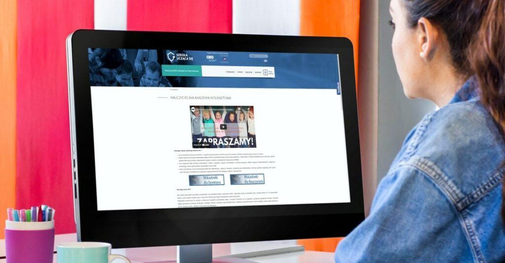 Invitation to the On-line Teachers Academy