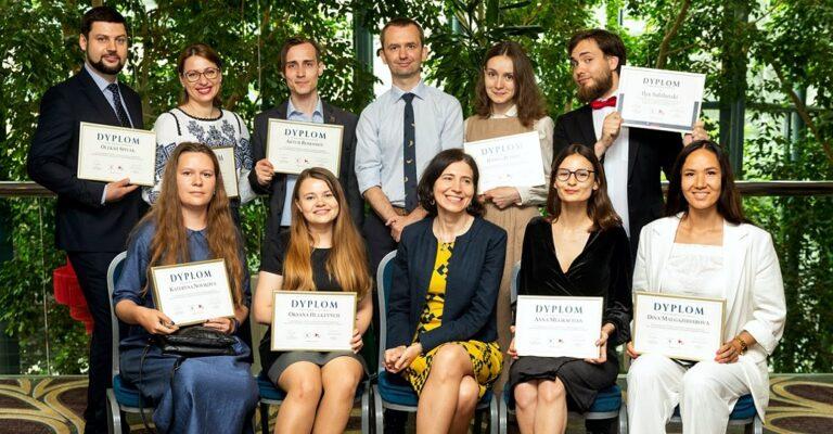 This year's Kirklanders have received their diplomas