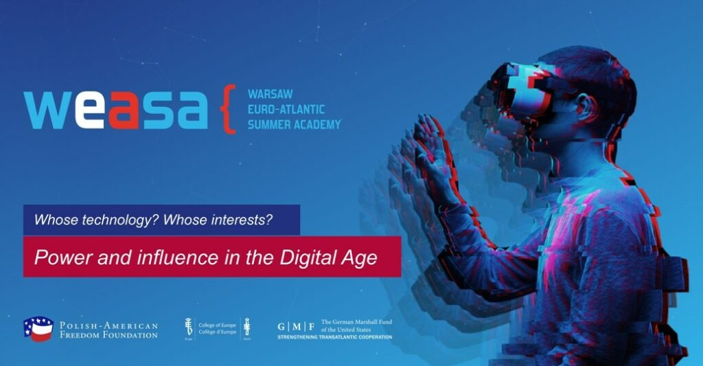 The Warsaw Euro-Atlantic Summer Academy (WEASA) 2021